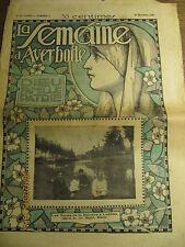 La Semaine d'Averbode 26 Février 1928 Les deux amours d'Edmond Blandine