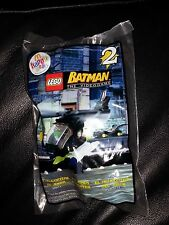 BATMAN LEGO Helicopter Happy Meal McDonalds