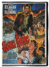 Hong Kong 1952 DVD Ronald Reagan: Inspiration for Indiana Jones!