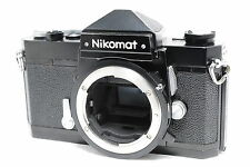 Excellent++ Nikon Nikomat FTN SLR Film Camera Black Body #71
