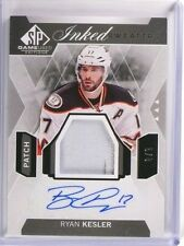 15-16 Sp Game Used Inked Sweaters Ryan Kesler autograph auto patch #D5/8 *53497