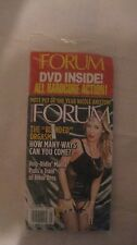 Collectible Penthouse Forum Magazine April/May 2013 With DVD Included  NEW eb120