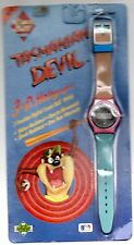 1990 COMIC BALL TASMANIAN DEVIL OAKLAND A'S 3-D HOLOGRAPHIC WATCH.  UNOPENED