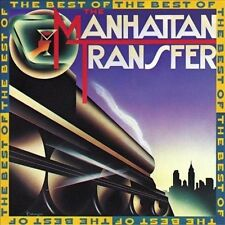 MANHATTAN TRANSFER - THE BEST OF......