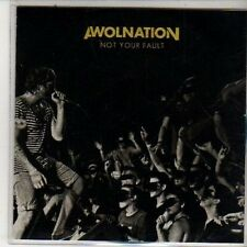 (DB85) Awolnation, Not Your Fault - DJ CD