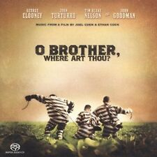 O Brother, Where Art Thou? [Original Soundtrack] by Various Artists (SACD