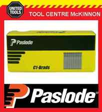 PASLODE 40mm C1 / CI SERIES 18 GAUGE GALVANISED BRADS / NAILS – BOX OF 5000