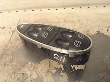 Mercedes-Benz E Class W211 Front Right Driver O/S Window Switch 2118213679