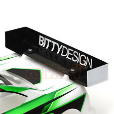 BittyDesign Rear Wings 1:10 Touring 190mm Body Ultra Charge RC Car #BDRW190-UCHA