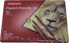Derwent - 24 Pastellstifte im Blechetui 992