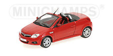 Minichamps 400043131 OPEL TIGRA TWINTOP - 2004 - RED - 1:43  #NEU in OVP#
