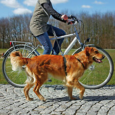 NUOVO TRIXIE DOG ACTIVITY jogging o piombo BICICLETTA-BIKE o RUNNING Lead - 1282