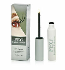 FEG - Rapid Lash Growth Serum - Thicker Longer Eyelashes - Lash Enhancer - 3ml