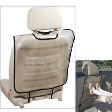 First Removable Transparent Anti-step Car Seat Back Cover Hang Mat Pad Protector