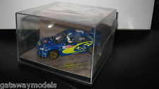 VITESSE 1.43 SUBARU IMPREZA WRC WRX MAKINEN LINDSTROM RALLY GREAT BRITAIN 2003