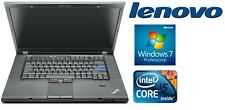 Lenovo Thinkpad T510 Intel i5 520M 2,4GHz 4GB 250GB Windows 7 Webcam