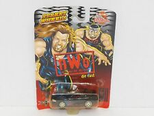"""New! Racing Champions '97 Ford Mustang """"Lex Luger"""" WCW 1/64 Diecast {1996}"""