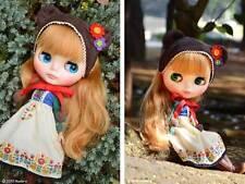 """Neo Blythe Misha Tebya Lyublyu Takara Tomy Neo 12"""" Blythe Doll"""
