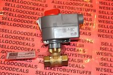 "Honeywell VBN2AF3P0A Zone Valve Actuator 1/2"" 24VAC New"