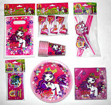 Filly Fairy Party Set 64 teilig