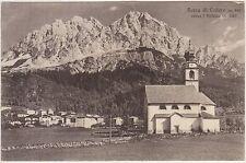 BORCA DI CADORE VERSO L'ANTELAO (BELLUNO) 1948