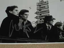 "Christian Bale signed 4x6 photo from ""Swing Kids"""