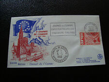 FRANCE - enveloppe 5/5/1966 (2eme journee de l europe) (cy19) french