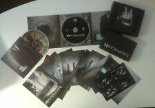 "Nevermore ""The obsidian cospirancy""  BOX, 2 CDS + POSTCARDS 9979810 VG+/VG+"