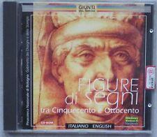 FIGURE DI SEGNI TRA 500 E 800 CD ROM Arte 1998 Pinacoteca Bologna disegni stampe