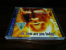 Ashley MacIsaac CD - Hi, How Are You Today (Sleepy Maggie, Spoonboy, Wing Stock)