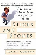 Sticks and Stones: 7 Ways Your Child Can Deal with Teasing, Conflict, and Other
