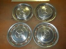 "Mercedes Benz 220 230 280 300 450 500 Hubcap Rim Wheel Cover Hub Cap 14"" 57002 4"