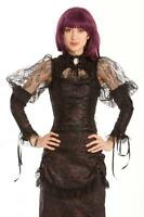 WHITBY VICTORIAN GOTHIC STEAMPUNK  LADIES BLOUSE TOP  14 16 18