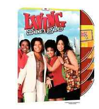 QUEEN LATIFAH-LIVING SINGLE:COMPLETE FIRST SEASON  (US IMPORT)  DVD NEW