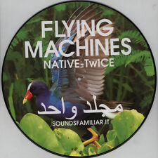 "Flying Machines (Native-Twice) - Flying Machi (Vinyl 12"" - 2013 - EU - Original)"