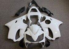 Unpainted ABS Injection Bodywork Fairing Kit for HONDA CBR600 F4i 2001-2003 Raw
