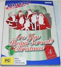 ARE YOU BEING SERVED CHRISTMAS---(Dvd)