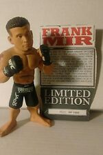 Round 5 UFC Frank Mir Limited Edition # 523 of 1000 Loose Figure MMA Submissions