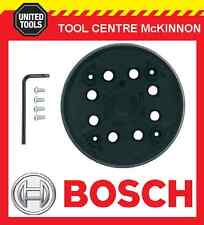 BOSCH PEX 270 SANDER REPLACEMENT 125mm BASE / PAD
