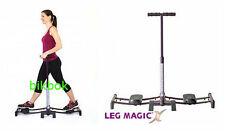 Leg Magic X Leg Exerciser Slimming and Exercising Legs, Thighs & Bums