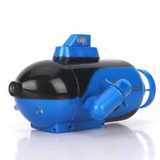 777-219 IR RC Remote Control Submarine Boat Model Toy Gift Blue