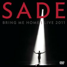 SADE - BRING ME HOME - LIVE 2011 CD+DVD LIMITED EDITION NEU++++++++++++