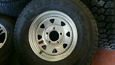 ST185/80D13 TRAILER H188ST TIRE/GALVANIZED WHEEL ASSEMBLY    -LOWEST PRICE-