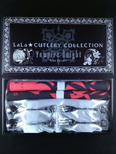 Vampire Knight LaLa Cutlery Collection Spoon & Fork & Place Mat set New