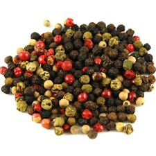 Mixed peppercorns/ 1 lb. four color, rainbow /ORGANICALLY GROWN