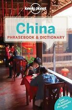 NEW - Lonely Planet China Phrasebook & Dictionary by Lonely Planet
