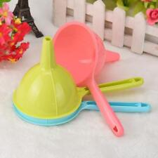 Home stylish Use Long-handled Liquid Funnel Kitchen Gadgets  transfering liquids