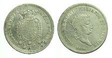 pci2601) Napoli regno Ferdinando I grana 120 piastra 1818 TP