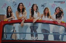 FIFTH HARMONY - A3 Poster (ca. 42 x 28 cm) - Clippings Fan Sammlung NEU
