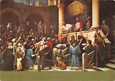 BR71835 munkacsy mihaly postcard ecce homo religious hungary painting